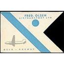 弗雷德·奥尔森航空公司